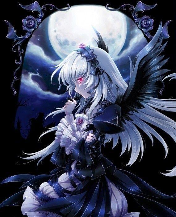 manga fille démon