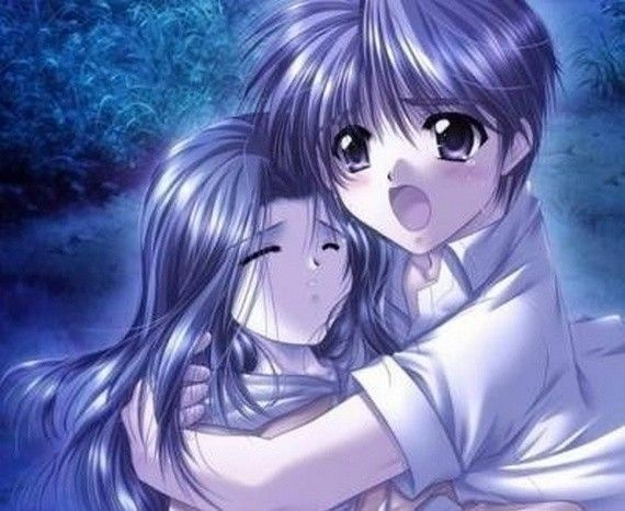 Manga en folie - Image manga couple ...