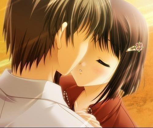 Manga amour - Dessin manga amoureux ...