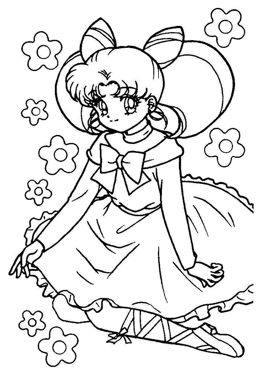Coloriage de manga - Coloriage manga a colorier ...